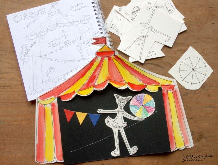 10 cirque projet pédagogique