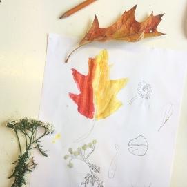 9 arts plastiques école