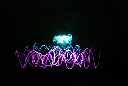 Atelier des grands - dessiner avec la lumière